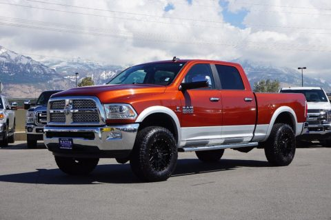 custom wheels 2013 Ram 2500 LARAMIE crew cab for sale