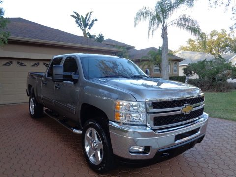 gorgeous 2013 Chevrolet C/K Pickup 2500 LT crew cab for sale