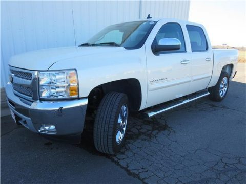great shape 2013 Chevrolet Silverado 1500 LT crew cab for sale