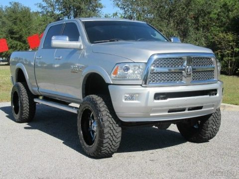 lifted 2013 Ram 2500 Laramie crew cab for sale