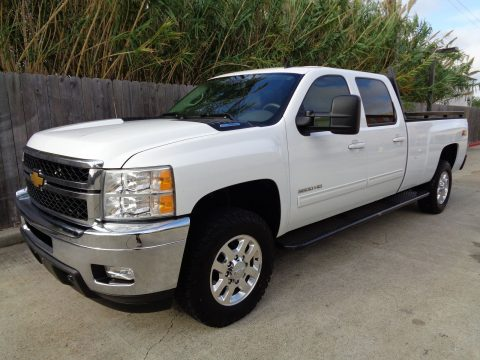loaded 2013 Chevrolet Silverado 3500 LTZ crew cab for sale