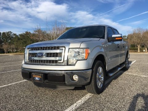 loaded 2013 Ford F 150 XLT crew cab for sale