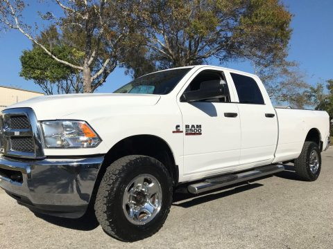 loaded 2013 Ram 2500 Tradesman CREW CAB for sale