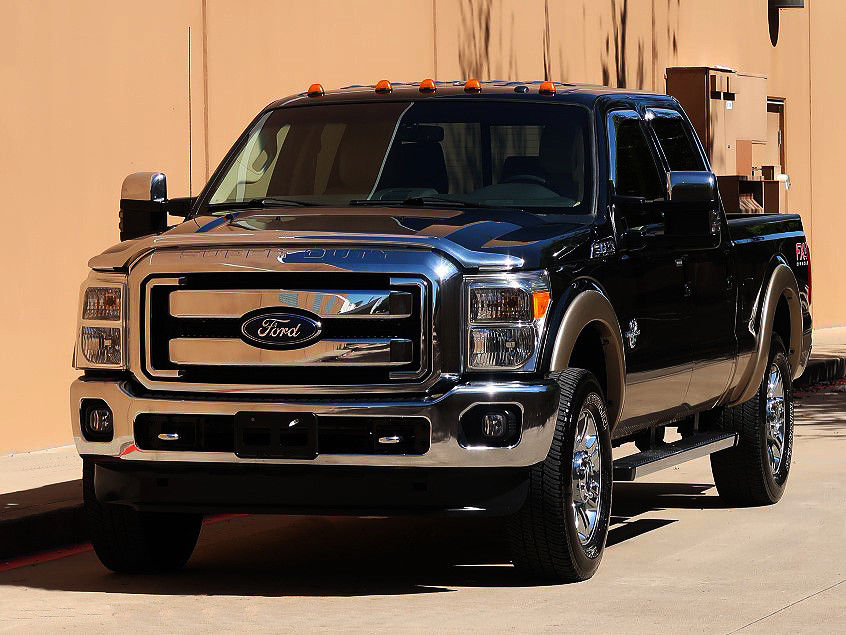 rust free 2013 Ford F 250 Lariat CREW CAB for sale