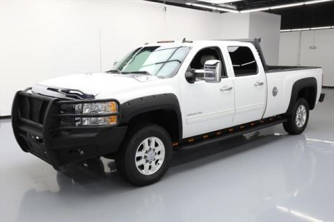 very low miles 2013 Chevrolet Silverado 3500 LTZ Crew Cab for sale