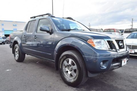 fully optioned 2013 Nissan Frontier PRO 4X Crew Cab for sale