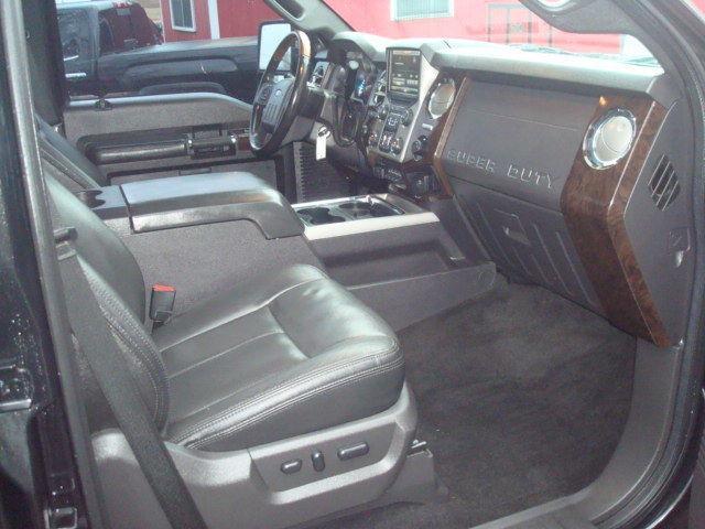 loaded 2014 Ford F 250 PLATINUM crew cab