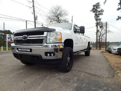 rare color 2014 Chevrolet Silverado 2500 LTZ crew cab for sale