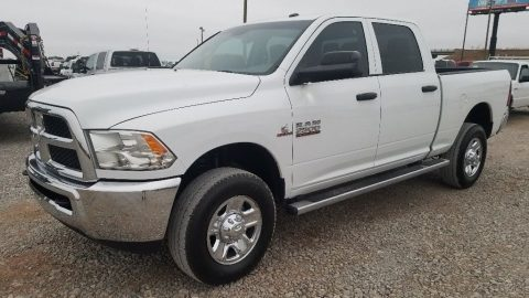 very clean 2014 Ram 2500 Tradesman crew cab for sale