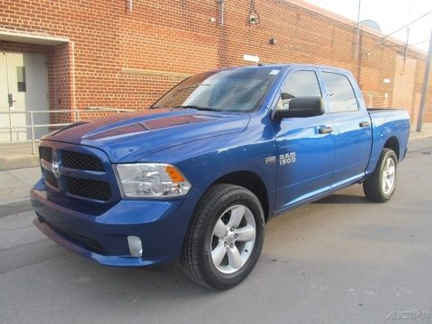 Hemi powered 2015 Ram 1500 Tradesman crew cab for sale