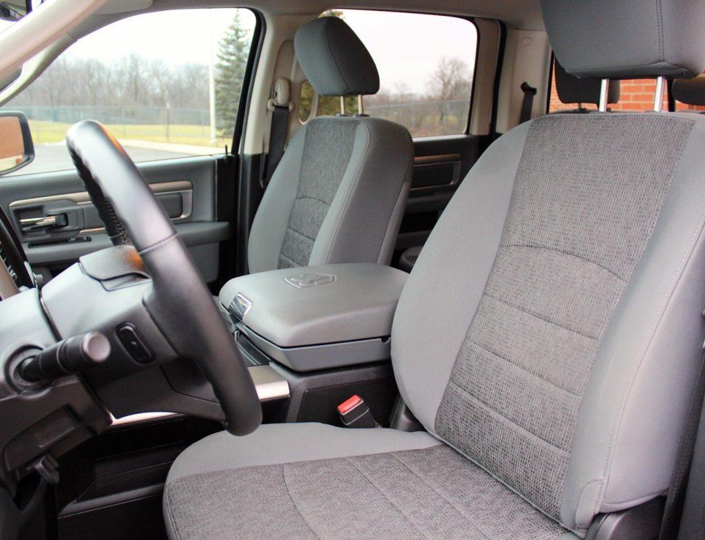loaded 2015 Ram 1500 Lone Star Crew Cab