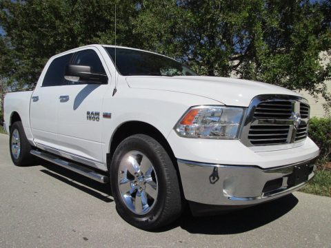 low miles 2015 Ram 1500 Crew cab for sale