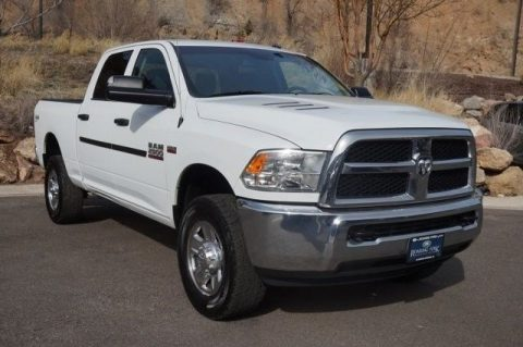low miles 2015 Ram 2500 Tradesman crew cab for sale