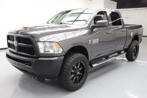 very low mileage 2015 Ram 2500 Tradesman crew cab for sale
