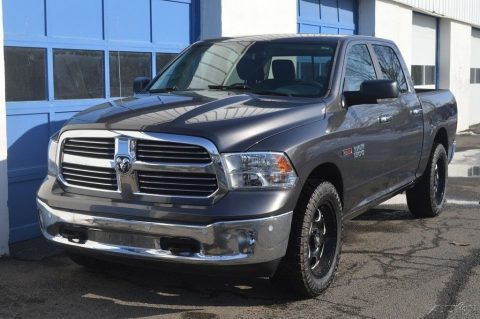 well optioned 2015 Ram 1500 Big Horn SLT crew cab for sale