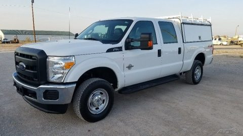 Camper 2015 Ford F 250 XL crew cab for sale
