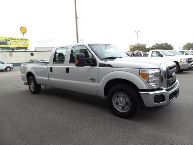 loaded 2015 Ford F 250 CREW CAB XL