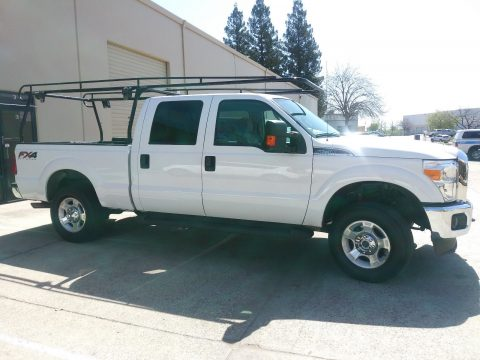 well equipped 2015 Ford F 250 XLT Super Duty Crew Cab for sale