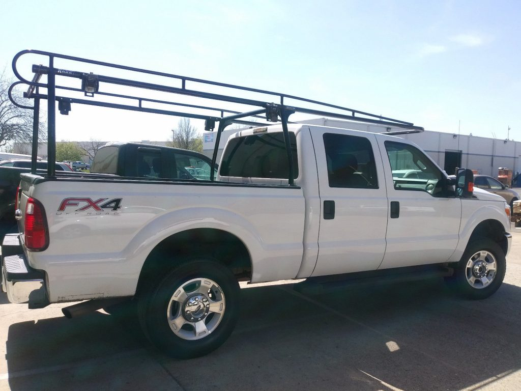 well equipped 2015 Ford F 250 XLT Super Duty Crew Cab