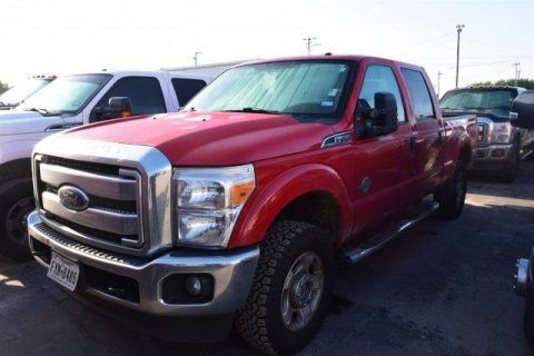 well optioned 2015 Ford F 250 crew cab for sale