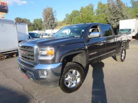 clean 2015 GMC C2500 DSL 4X4 SLE crew cab for sale