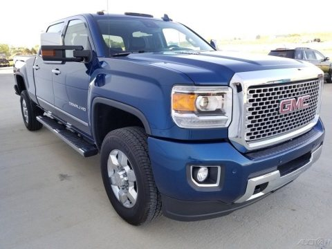 loaded 2016 GMC Sierra 2500 4×4 Denali Duramax crew cab for sale