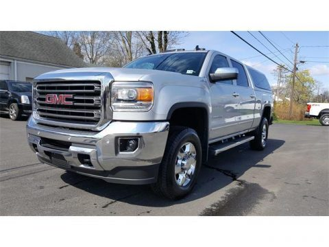 low miles 2015 GMC Sierra 2500 SLT crew cab for sale