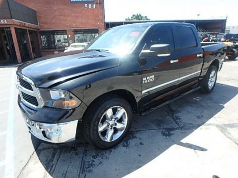 low miles 2016 Dodge Ram 1500 SLT Crew Cab for sale