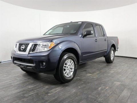 low miles 2016 Nissan Frontier Crew Cab for sale