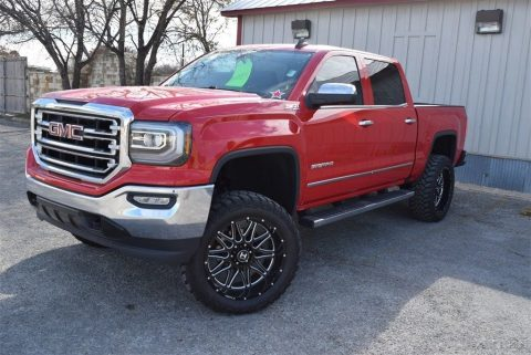 super low mileage 2016 GMC Sierra 1500 SLT crew cab for sale