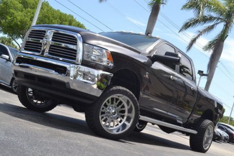 Forged Wheels 2016 Ram 2500 4WD Crew Cab for sale