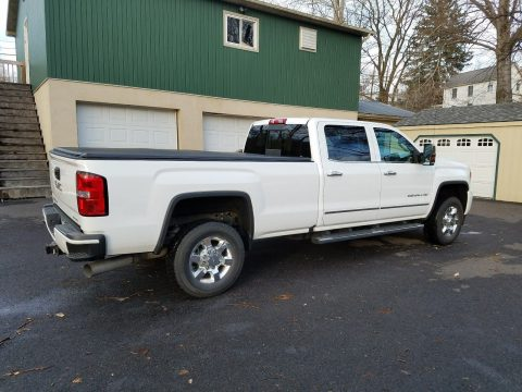 loaded 2016 GMC Sierra 3500 Denali crew cab for sale