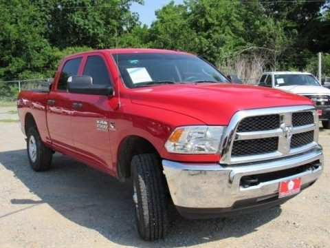 loaded 2016 Ram 2500 Tradesman crew cab for sale