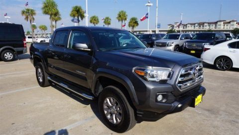 low miles 2016 Toyota Tacoma SR5 crew cab for sale