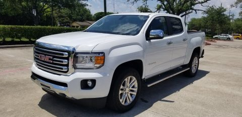 very clean 2016 GMC Canyon SLT crew cab for sale