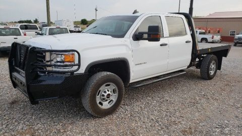 very clean 2016 GMC Sierra 2500 crew cab for sale