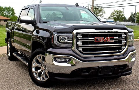 very low miles 2016 GMC Sierra 1500 SLT Crew Cab for sale