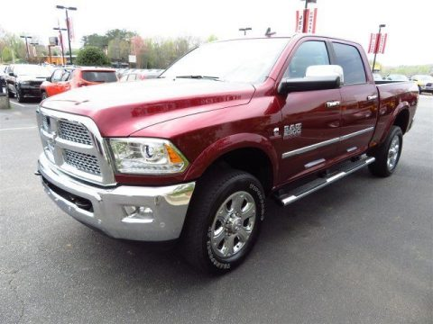 4 wheel drive 2017 Ram 2500 Laramie crew cab for sale