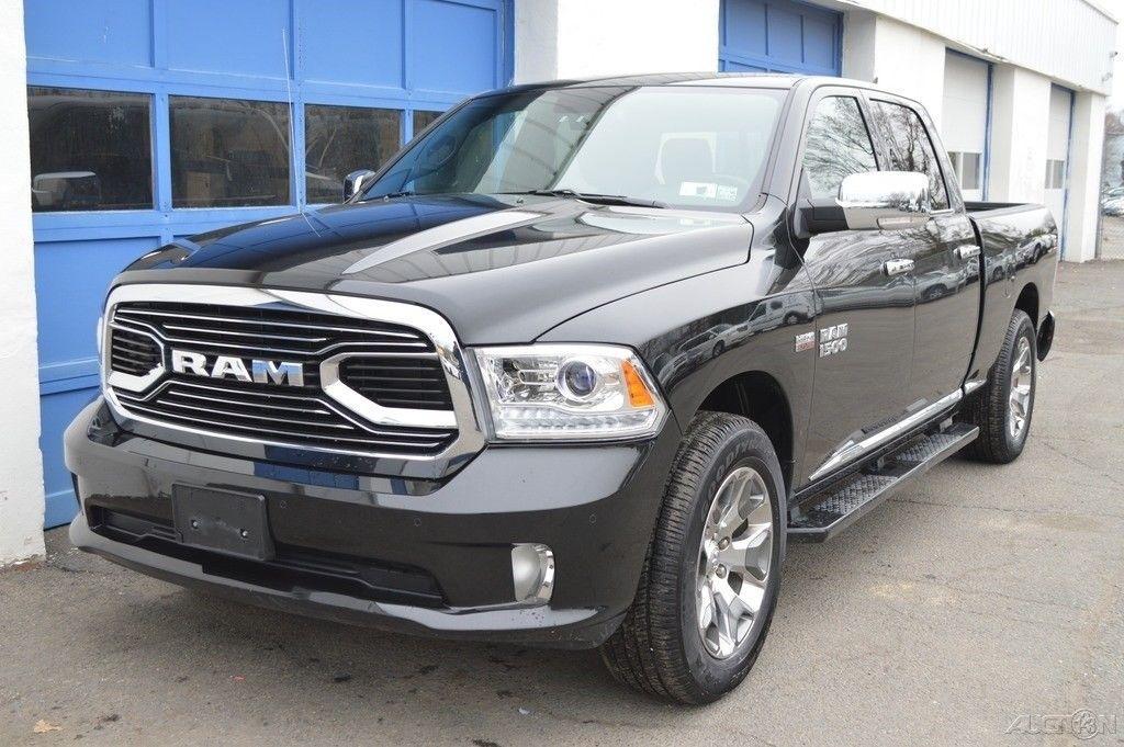 Easy Fix 2017 Ram 1500 Laramie Longhorn Limited Crew Cab