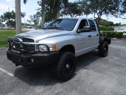 flatbed hauler 2004 Dodge Ram 2500 crew cab for sale