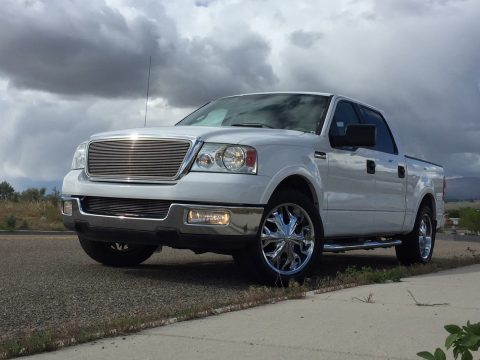 fully serviced 2004 Ford F 150 Lariat crew cab for sale