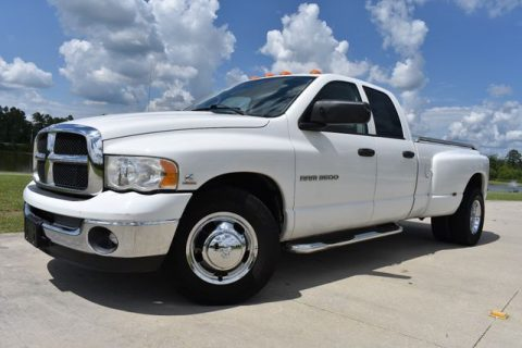 good shape 2003 Dodge Ram 3500 SLT crew cab for sale