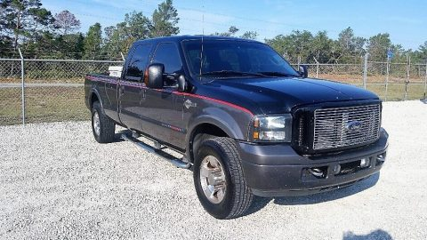 Harley Davidson 2004 Ford F 250 Super Duty crew cab for sale