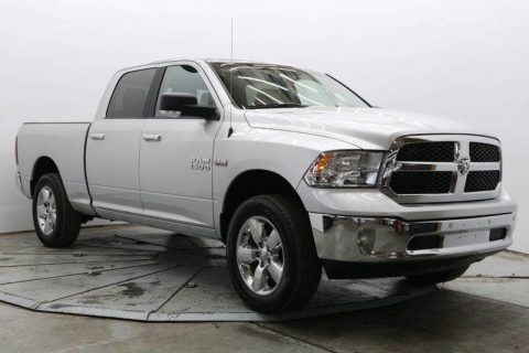Hemi powered 2017 Ram 1500 Big Horn 4WD crew cab for sale