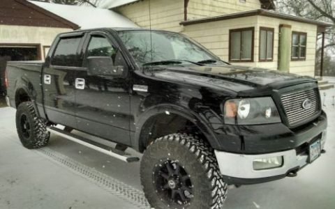 lifted 2004 Ford F 150 crew cab for sale