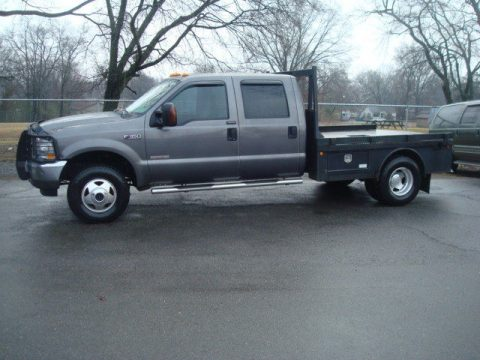 loaded 2004 Ford F 350 LARIAT crew cab for sale
