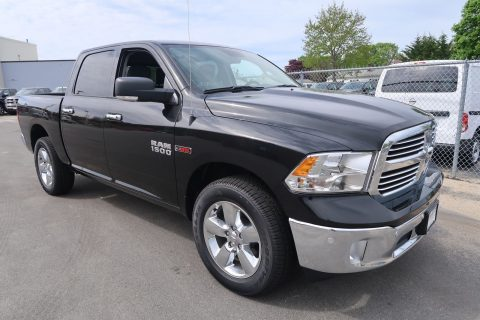loaded 2017 Ram 1500 Big Horn crew cab for sale