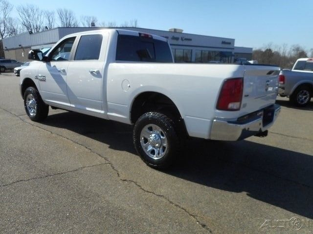 loaded 2017 Ram 2500 SLT crew cab