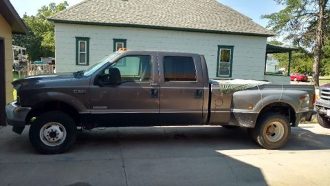 long box 2004 Ford F 350 crew cab for sale