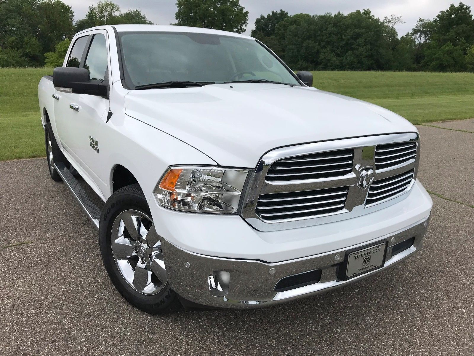low mileage 2017 Dodge Ram 1500 Big Horn Crew Cab for sale